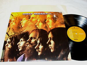 Holy-Moses-Self-Titled-S-T-1971-Psych-Prog-Rock-LP-Nice-NM-Orig-RCA-Press