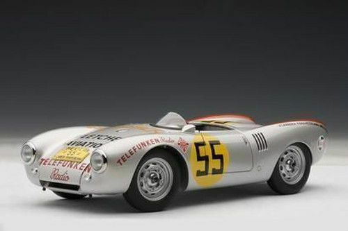 1  18 Porsche RS spyder 550   1.500, 35° 55, panaamericana, 1954 ¡1  18 Porsche RS spyder 550   1.500, 35° 55, panaamericana, 1954