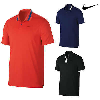 Nike Dry Vapore Colore Blocco Dri-fit Polo (nk310) - Atleti Tennis T-shirt-