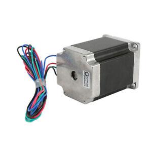 Schrittmotor-Stepper-Motor-Nema-23-1-8-4-wires-76mm-3A-270oz-in1-8Nm-Bipolar-N7U