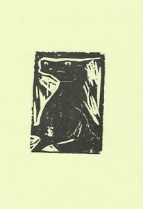 BILLY-CHILDISH-034-THE-1ST-GREEN-HORSE-GOD-HAS-EVER-MADE-034-BROADSIDE-X-RAY-BOOK-CO