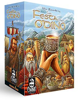 La Festa Per Odino Odino Odino - Gioco da Tavolo Italiano NUOVO Cranio Creations ad544e