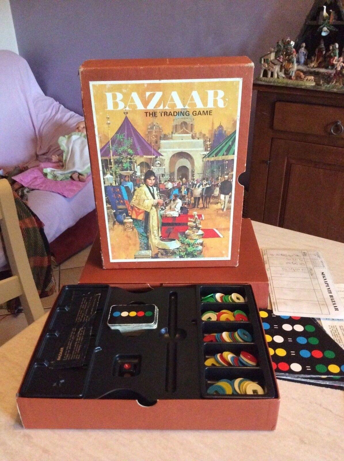 Rarissimo gioco da um 1968 gm - gesellschaft da the bazaar