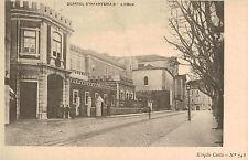 Lisbon,Portugal,Quartel D'Infanteria,c.1909