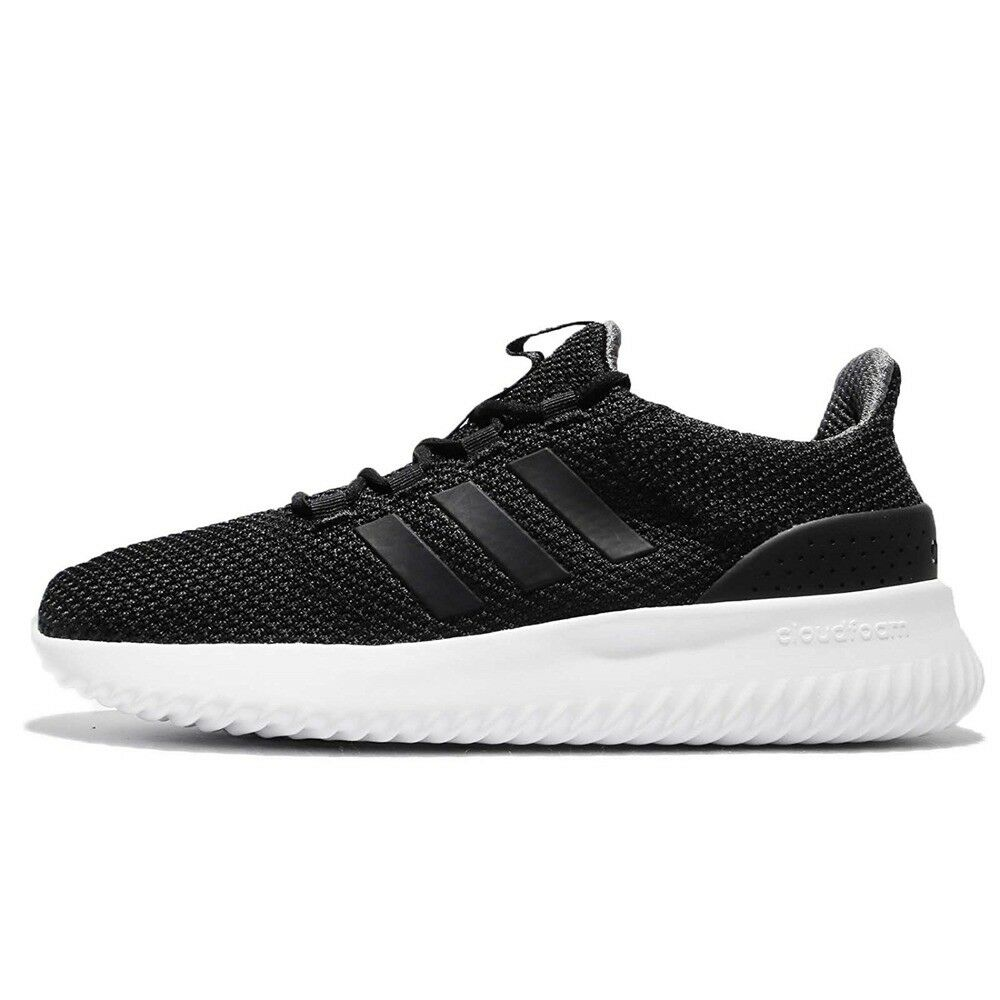 Adidas Cloudfoam Ultimate Mens shoes Sneakers Running Black CG5800