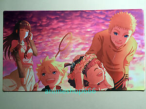Details about Naruto YGO VG Mat Game Mouse Pad Custom Playmat Free Shipping  #63