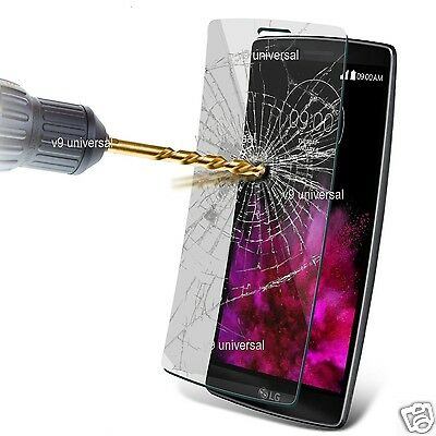Real Premium Quality Tempered Glass 0.3mm Screen Protector for LG G Flex 2