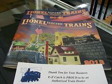 MTH Lionel Corporation Brand New Year 2012 & 2013 Tinplate Trains Color Catalogs