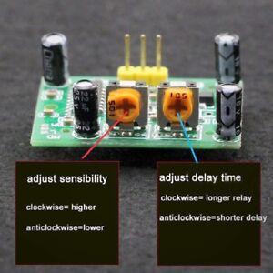 HC-SR501-PIR-Infrarot-Bewegungsmelder-Motion-Sensor-fuer-Arduino-Neu