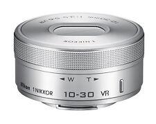 Zoomobjektiv NIKON 1 VR 10-30 mm PD-ZOOM SILBER für NIKON 1 V3, V2, J5, J4, J3