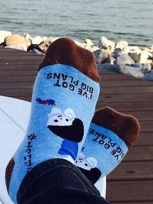 Blue Q Socks Womens Ankle Sock - I've Got Big PlansCLICK FOR SHIPPING PROMOTION!