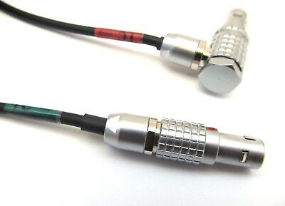 Lockit Excellent Quality I/o Lemo 5pin Kabel R/a Z.b Zaxcom Cheap Sale Tc-llr Timecode Für Sounddevices