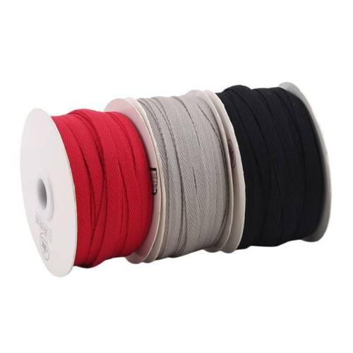 Multi Herringbone Tape Ribbons Cotton Sewing Cloth Strap DIY Xmas Decor KS