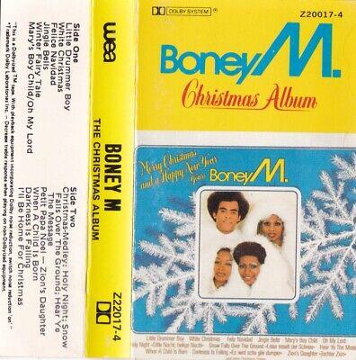 Boney M Christmas Album.Boney M Christmas Album Cassette Tape Sirh70 Ebay