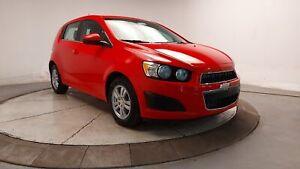 2015 Chevrolet Sonic LT | MAGS | BLUETOOTH | 17,000KM