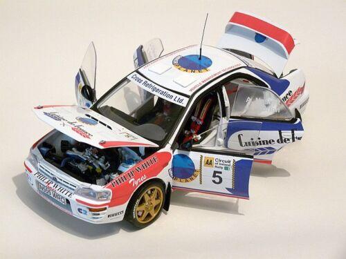 Andrew Nesbitt Subaru Impreza Circuit of Ireland 1999 1//18 Code 3 Model Limited