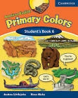 American English Primary Colors 6 Student's Book by Andrew Littlejohn, Diana Hicks (Paperback, 2008)