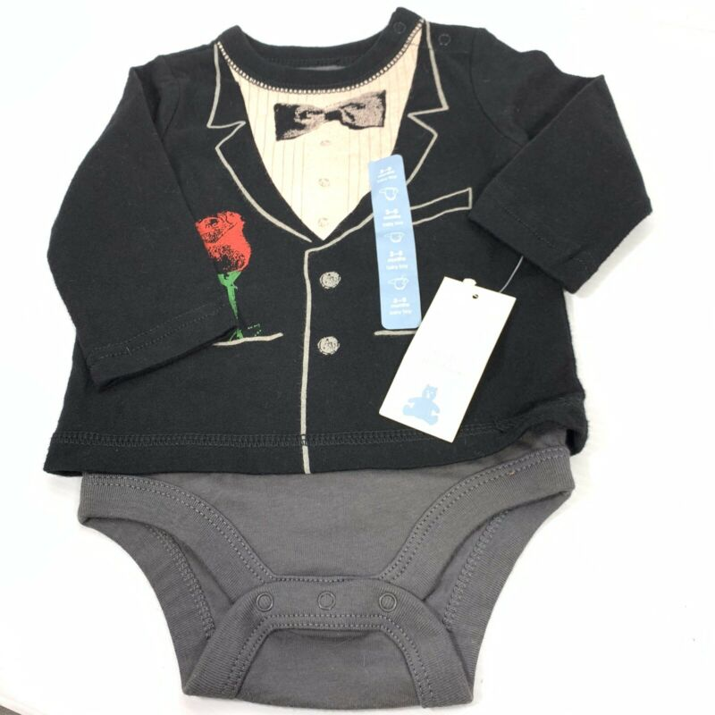 Carters Infant Girls TWO  Bodysuits Gram /& Grandpa NWT pink body suit snap shirt