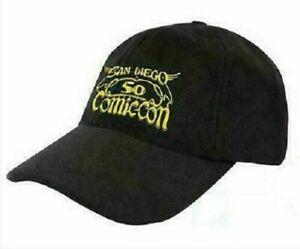 San-Diego-Comic-Con-2019-SDCC-50th-Anniversary-Black-Retro-Cap-SOLD-OUT