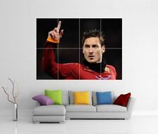 FRANCESCO TOTTI ROMA GIANT WALL ART PRINT PICTURE PHOTO POSTER J21
