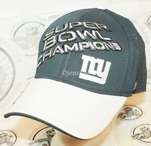 1f997cf3d161ac NY NEW YORK GIANTS ON FIELD REEBOK NFL SUPER BOWL CHAMPIONS XLVI ...