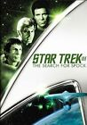 Star Trek III Search for Spock 0032429131447 With William Shatner DVD Region 1