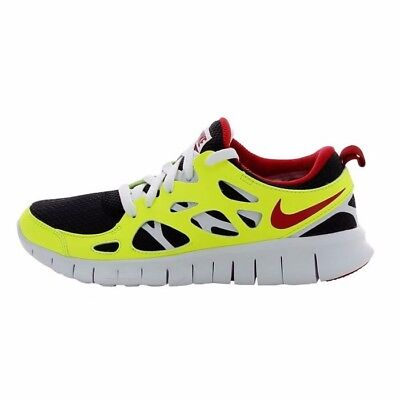 Nike Filles Juniors Free Run Size 4 5 5.5 6 Baskets Noires Chaussures Course | eBay