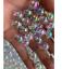 wholesale 4--12mm AB Color acrylic beads necklace bracelet weave beads