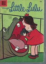 NC-067 - Marge's Little Lulu, Vol 1 No 103 January 1957 Comic Daisy Shootin