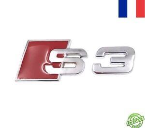 2 × Logo 5.5 AMG ROUGE METAL pour Mercedes emblem sticker badge sigle sticker