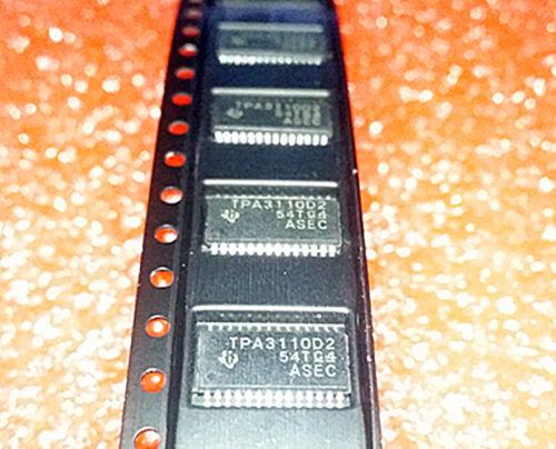 Venta caliente 1PCS TPA3110LD2 TPA3110D2 TPA3110 TSSOP 28 Potencia de Audio Amplificador IC
