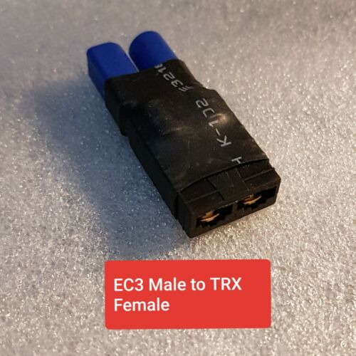 EC3 Male//Female to TRX Female //Female No Wires Adapter DC Power supply connector