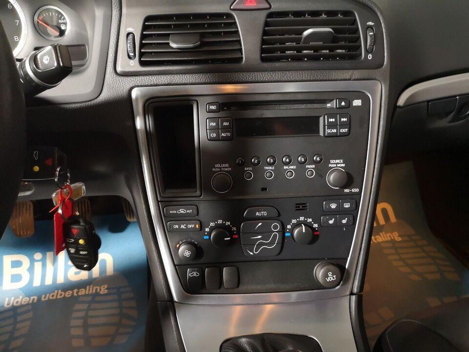 Volvo S60 2,4 170 Momentum Benzin modelår 2008 km 149000