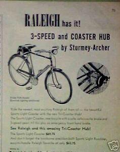 ✔Vtg STURMEY ARCHER 14G Gauge ✔40 SPOKE NIPPLES✔UK Raleigh bicycle ENGLAND bike