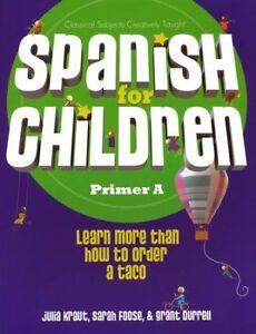 Spanish-for-Children-Primer-A