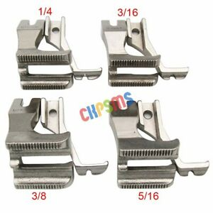 SINGER 111W  CUTOUT WELT CORDING  FOOT SET 5//16