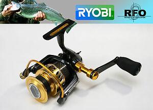 RYOBI-ZAUBER-CF-Fishing-Reel-Spinning-Full-metal-body-and-spool-handle-carbon