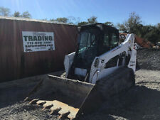 2017 Bobcat T590 Compact Track Skid Steer Loader With Cab Clean Machine 2600hrs
