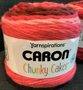 Caron-Chunky-Cakes-Cherries-Jubilee-Super-Bulky-Wt-2-Cakes-FREE-SHIPPING