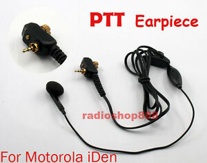 covert earpiece for motorola iden nextel radio i710 i720 i730 i733 rh ebay com au Motorola Droid X Garmin GPS Manual