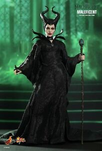 Details About Hot Toys 1 6 Disney Maleficent Mms247 Maleficent Angelina Jolie Action Figure