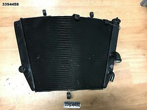 SUZUKI-GSXR-750-06-09-RADIATOR-GENUINE-OEM-LOT33-33S4458