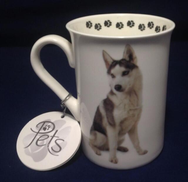 Siberian Husky Pets Dimension Cup Mug Tea Coffee 790507384900