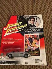 James Bond 007 Die-cast Metal Johnny Lightning 1:64 Scale BMW Z8 Roadster