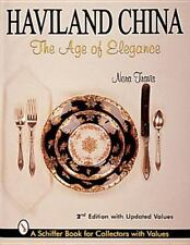 Haviland China : The Age of Elegance (Revised Price Guide, 1998) by Nora Travis