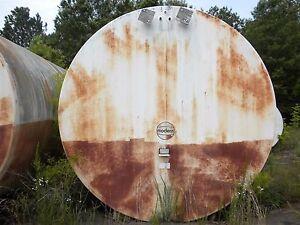 Details about 50,000 gallon above ground bulk aviation fuel storage tank,  diesel,gas,water