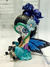 Fragrant Gabriella Fairy Figurine - Sugar Skull Fairy  - Jasmine Becket Griffith