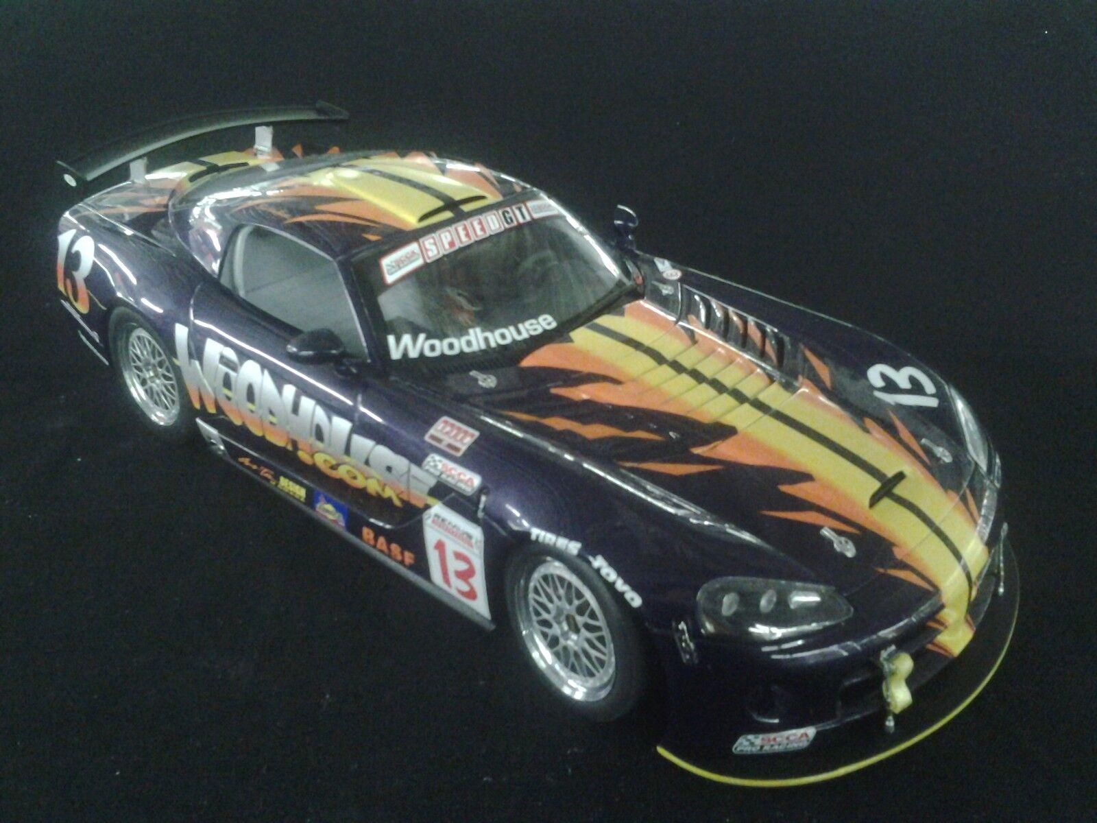 bilkonst Dodge Viper Comp.Coup 'coup ',65533; 2003 1 18 trähouse SCCA värld Chal.(MCC)