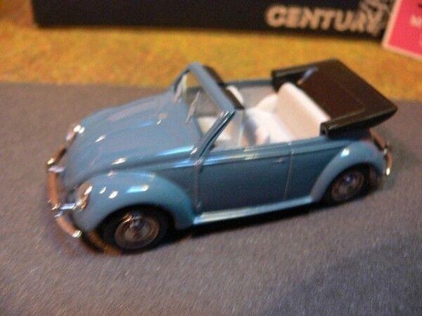 1 43 amr Century VW Escarabajo 1200 Cabriolet azul 1501