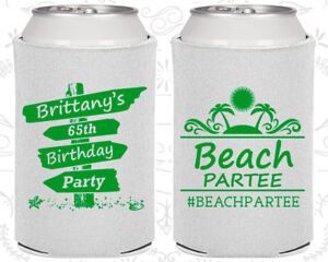 Image Is Loading 65th Birthday Favors Beach